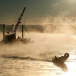 Royal River Dredging Project, Yarmouth Maine