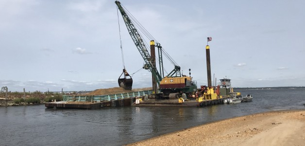 Cheesequake Creek Maintenance Dredging, South Amboy, NJ