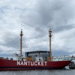 Burnham Associates Moves Nantucket Lightship LV-112