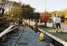 Private Pier Construction