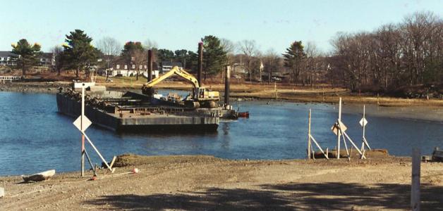 York Harbor Dredging